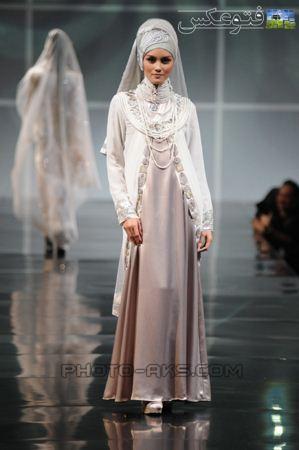لباس مجلسی سفید ایرانی model lebas majlesi irani