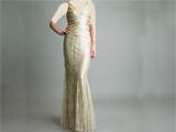 لباس مجلسی حریر زنانه 2012