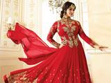 لباس هندی مجلسی شیک