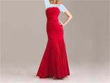 لباس مجلسی شیک زنانه قرمز