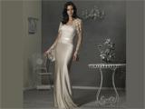 لباس مجلسی سفید براق