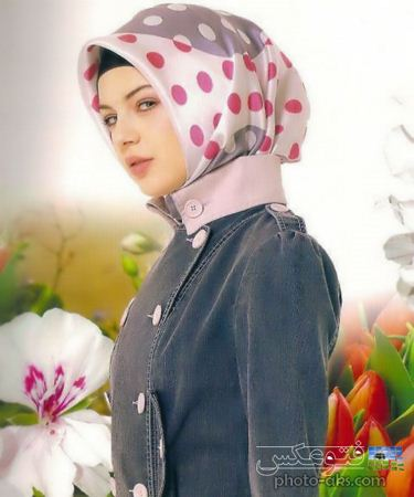 مدل جدید بستن روسری model bastan rosari