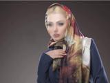 روسری های مدل 2017 ترکیه ای