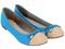 کفش دخترانه آبی جدید