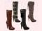 گالری کفش های زمستانه زنانه