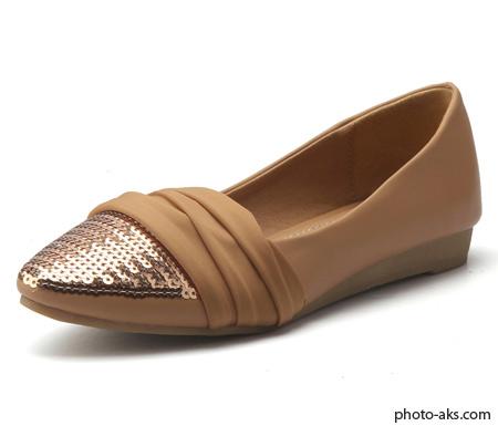 مدل کفش مجلسی کره ای korean women leather shoes