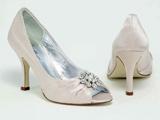 مدل کفش عروس سفید