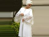 مدل مانتو عروس زیبا