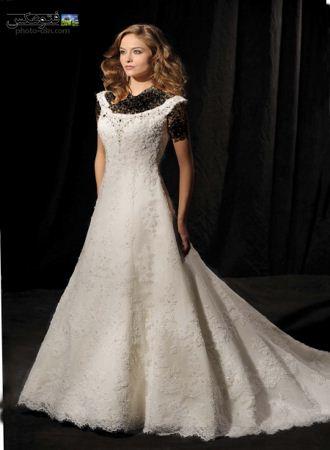 مدل های زیبای لباس عروس best wedding dress