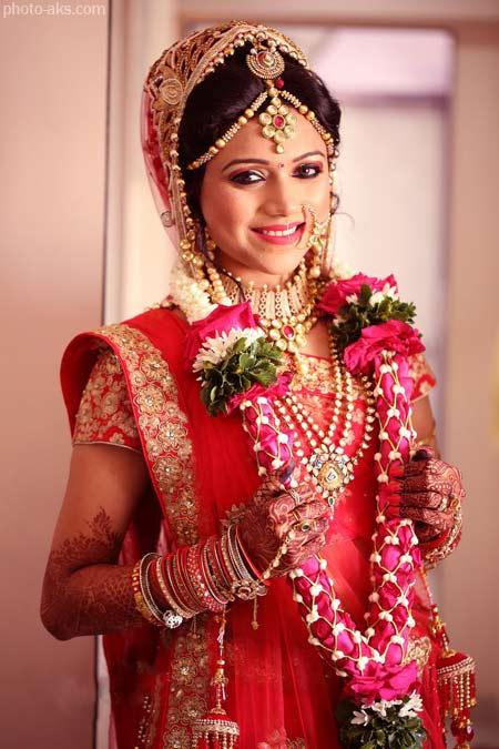 عکس مدل لباس عروس هندی indian wedding dress
