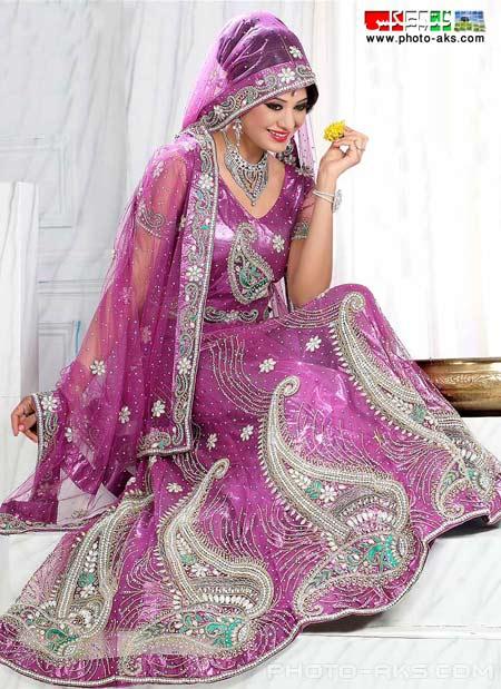 مدل لباس عروسی هندی indian wedding dress