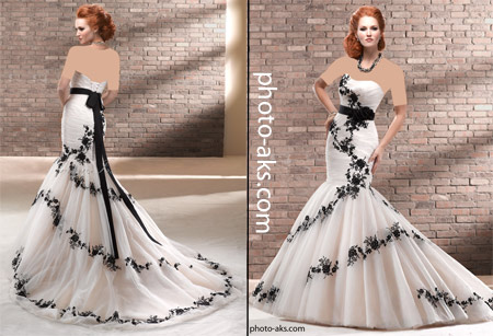 زیباترین لباس عروس های جهان zibatartin lebas aroos