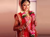 عکس مدل لباس عروس هندی
