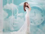 مدل لباس عروس کره ای 2017