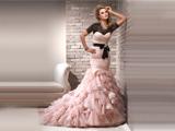 مدل لباس عروس ماهی