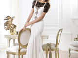 لباس عروس انگلیسی