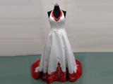 لباس عروس ساده بدون پف ایرانی