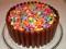 کیک شکلاتی اسمارتسی