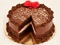 کیک تولد شکلاتی لذیذ