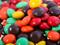 عکس شکلاتهای اسمارتیز