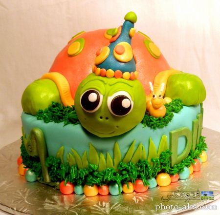 کیک تولد باحال پسرانه cacke tavolod pesarane