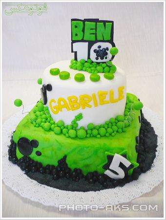      ben10 cake