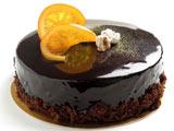 والپیپر کیک شکلاتی