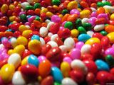 عکس آبنبات های رنگی