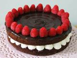 تزیین کیک خانگی ساده