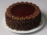 کیک شکلاتی ساده خانگی