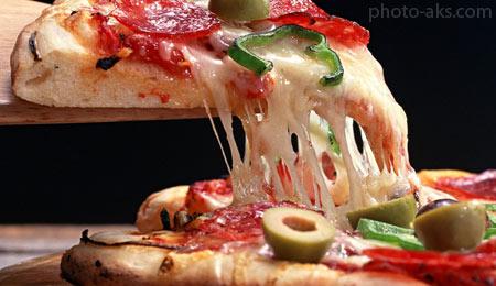 عکس پنیر پیتزا panir pitza