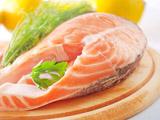 عکس گوشت ماهی غذای مقوی