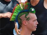 مدل موی سر مارمولکی بامزه