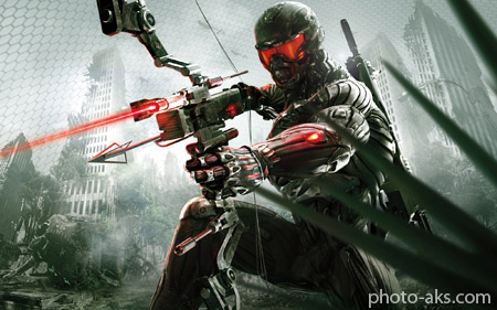 کرایسیس 3 wallpaper of crysis