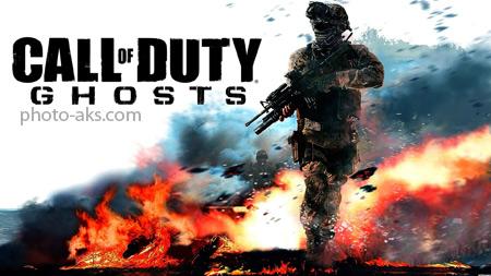بازی کال اف دیوتی گوست call of duty ghosts
