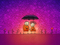 عکس رمانتیک بارانی کارتونی