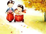 عکس عشق کارتونی