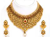 گردنبند طلای هندی