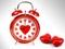عکس ساعت کوکی عاشقانه