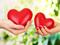 عکس های عاشقانه قلب ها