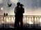 صحنه رومانتیک عشق زن و مرد