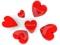 عکس قلب های قرمز