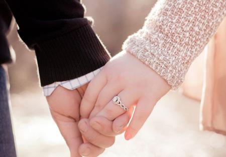 دست در دست هم دو زوج جوان couple love hands hd wallpaper
