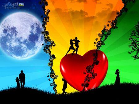 هر کسی نیازمند عشق است everybody needs love