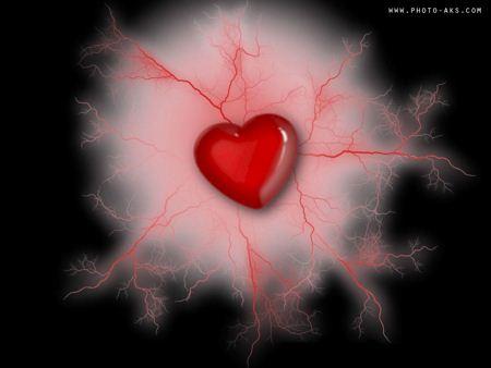 والپیپر قلب و دل heart love wallpapers