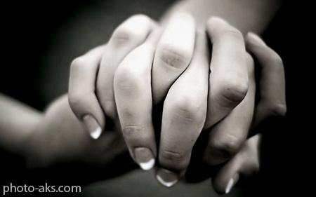 دست در دست هم love hands