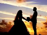 عکس زیبا از عروس داماد