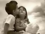بوسه های عاشقانه
