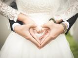 عکس دست قلب عروس داماد