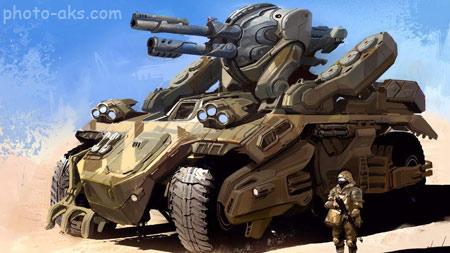 تجهیزات نظامی فوق سری امریکا future usa military